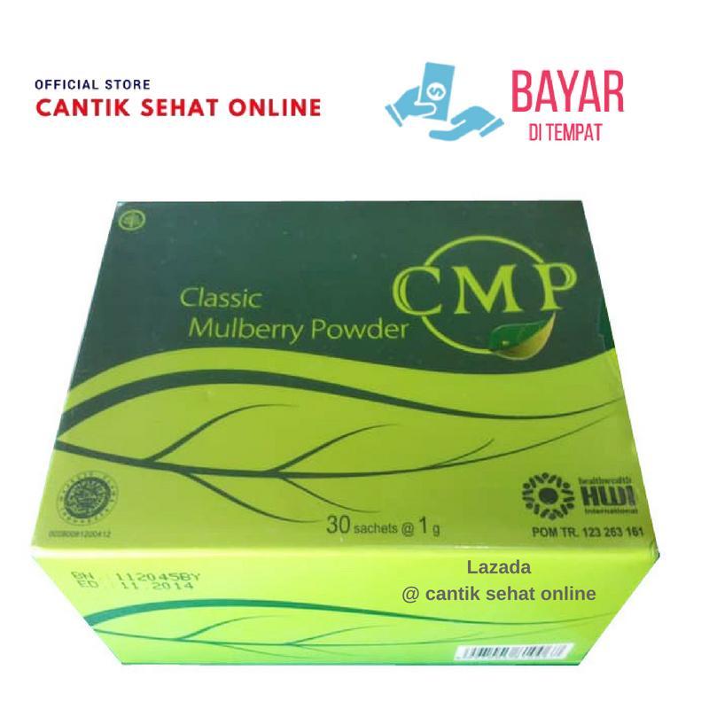 CMP HWI Origina l/ HWI CMP /Classic Mutberry Podwer HWI / Minuman Klorofil /