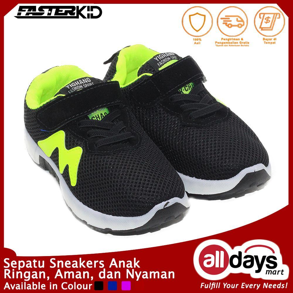 Sport Sepatu Sneakers Anak 1706 238 Blue Daftar Harga Terbaru Dan Precise Denzel J Hitam 32 Sneaker 001 Size 31 37