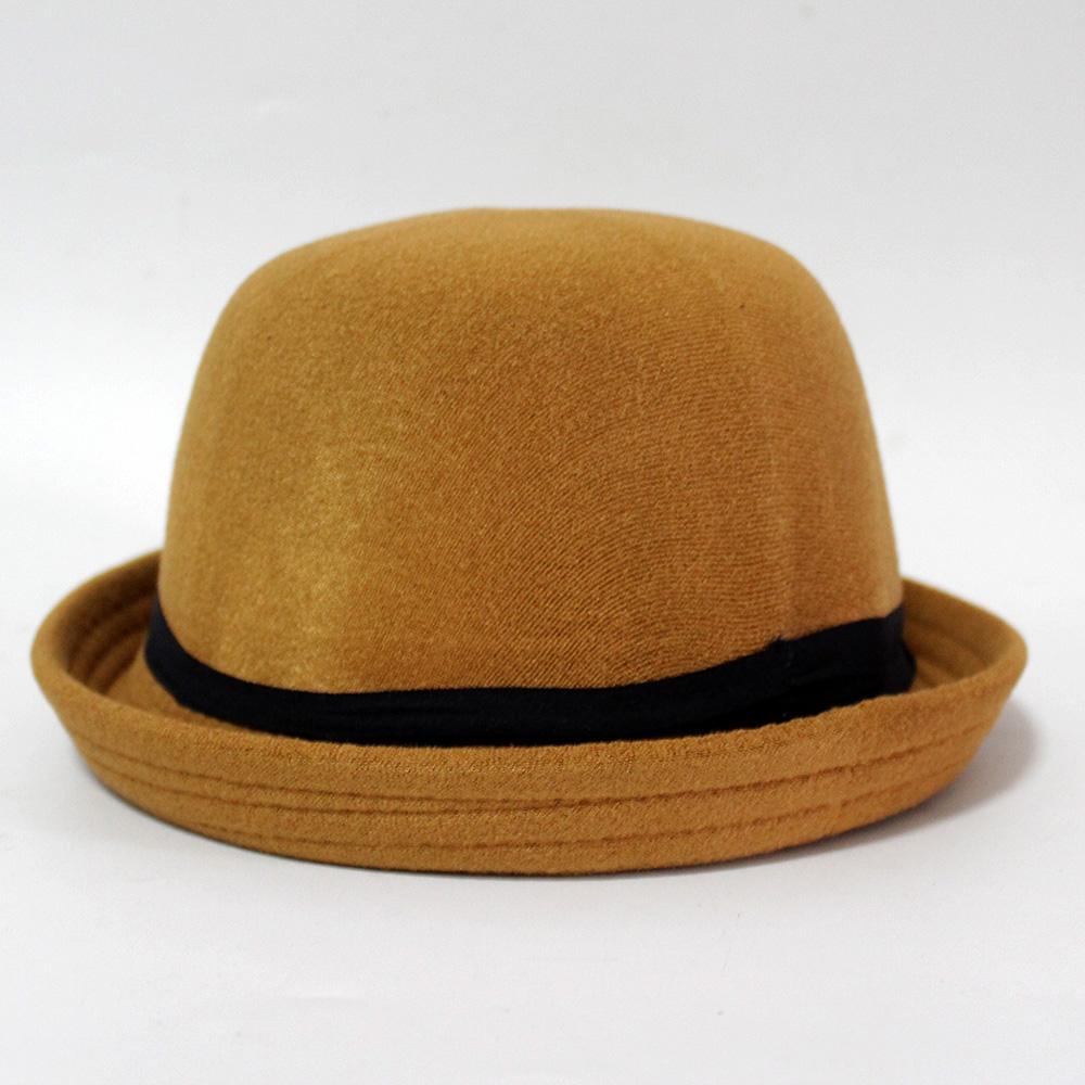 Topi wanita murah - Topi Bowler cewek murah - Topi Fashion wanita terbaru - Topi  wanita 2c33088cce