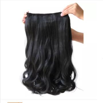 7Revolution Hair Clip in Curly Wave Hair Extensions Wigs Hairpieces 20 x 60cm
