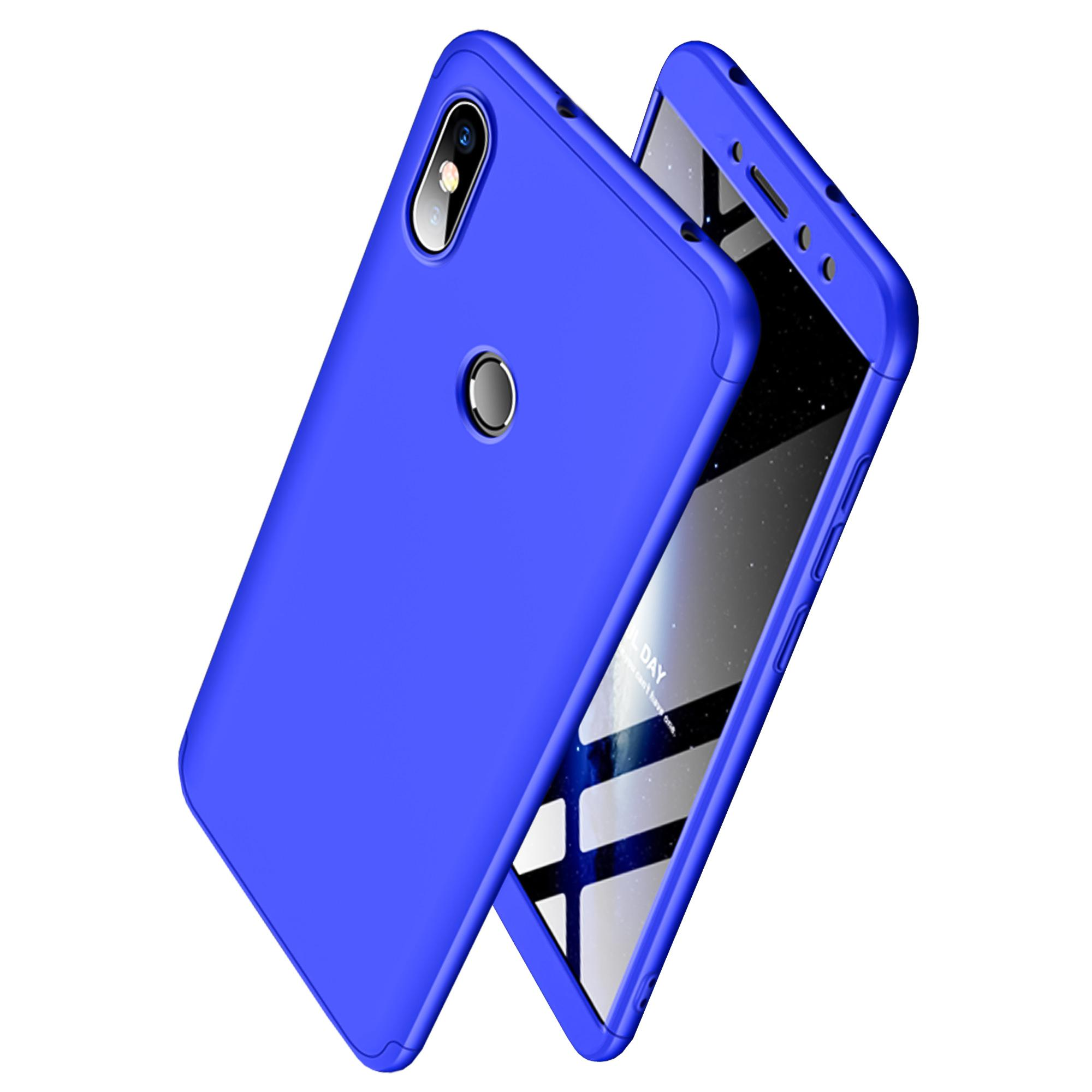 Casing Handphone Terlengkap Soeok Calandiva Premium Front Back Samsung Galaxy J6 2018 56 Inch Tg Biru 360 Full Cover Protection Case For Xiaomi Redmi S2 New Tempered Glass