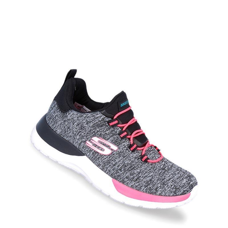 Skechers - Dynamight - Break Through Sepatu Olahraga Sneakers Anak Perempuan  - Black Multi edbefc4e49