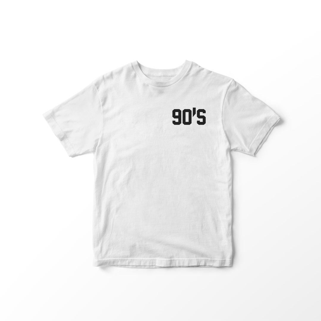 POLARISSHIRT - T-shirt 90's Tumblr Tee Cewek / Kaos Wanita / Tshirt Cewe Cotton
