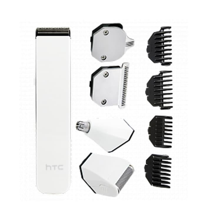ORIGINAL Alat Cukur Rambut HTC 5 in 1 AT-1201 Professional Alat Pencukur  Rambut Kumis fba662c397