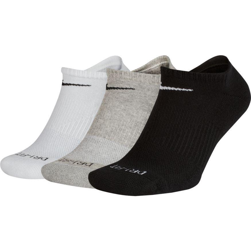 Nike - Performance Cushion (3 Pair) Kaos Kaki Dewasa - Multicolor f6e7e4233a