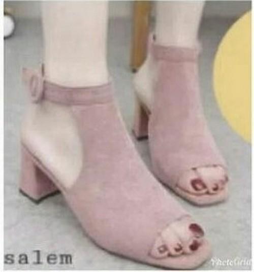 Franca Bapao AG.42 Chunky Heel