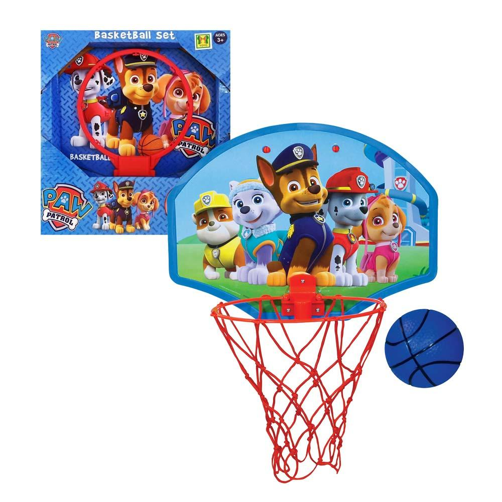 Paw Patrol Basketball Set