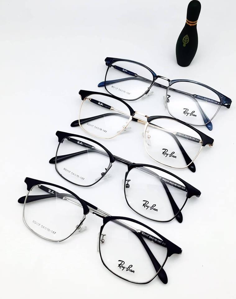 Frame Kacamata Pria Wanita Unisex Model Oval High Quality - Black - 147 19c29b5c98