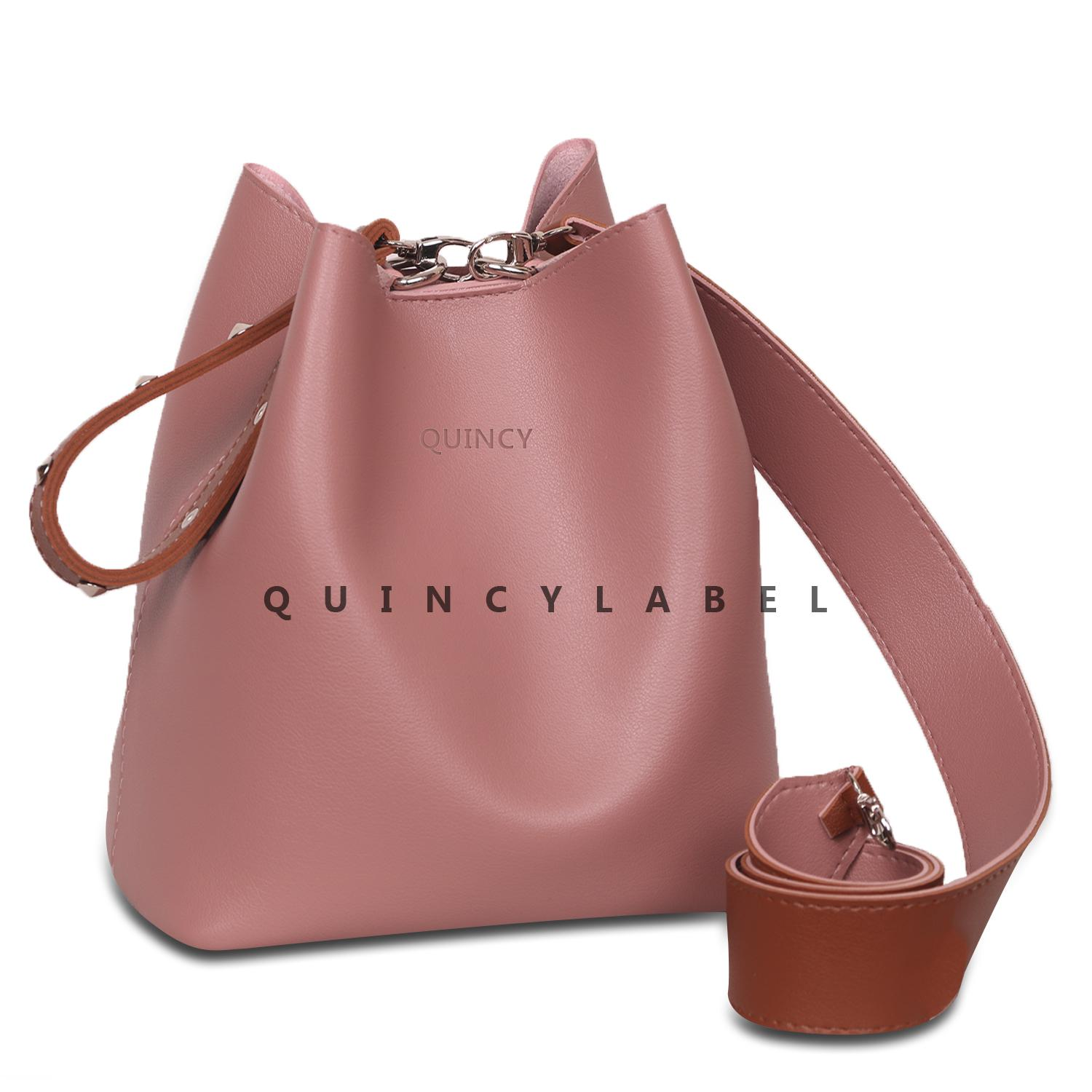 Quincy Label Tas Sling Bag Korean Fashion Aulia Hand Bag Tas Fashion ... aebc5be5a4