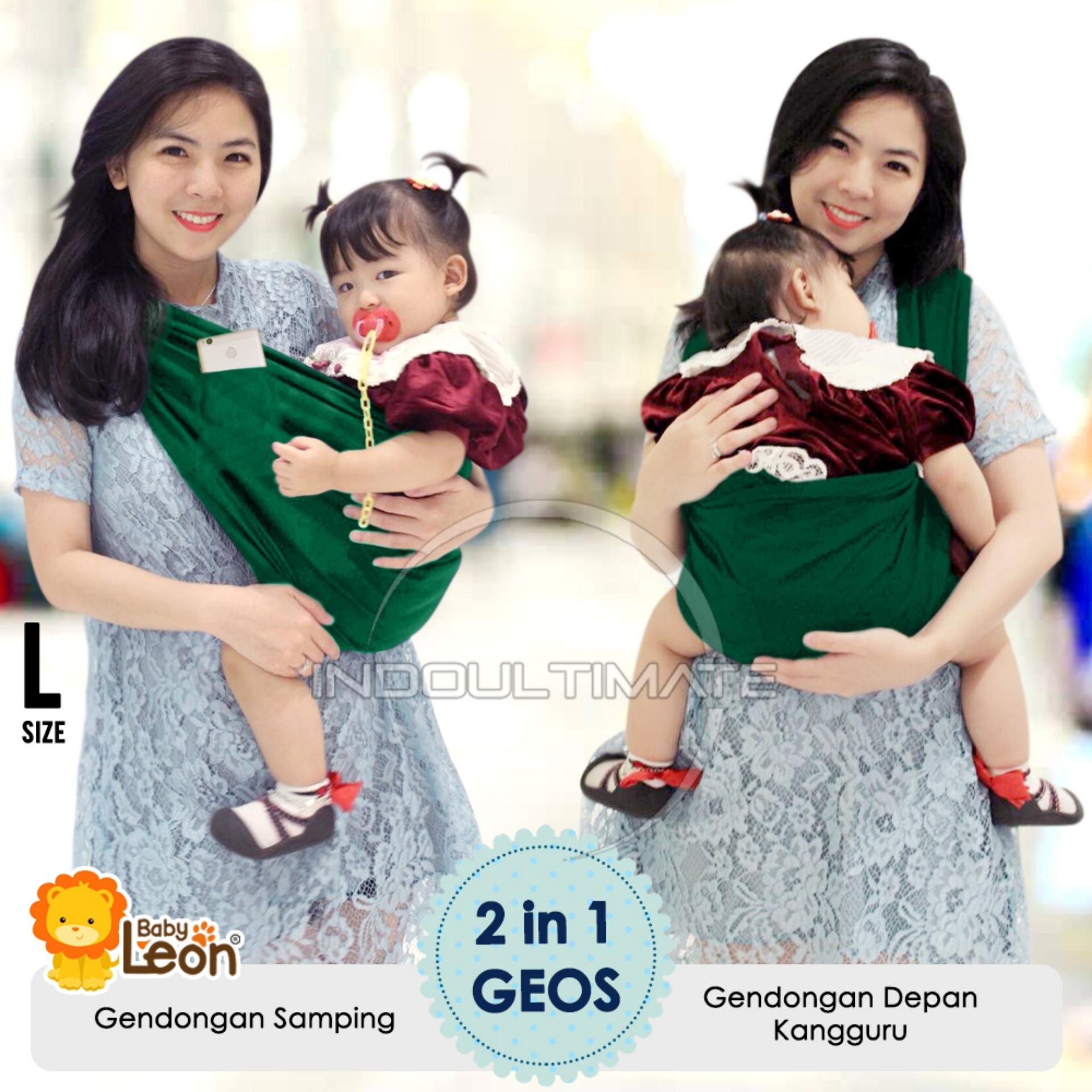 ... Bayi Praktis BY 44 GB Polos Ukuran M - Dark Grey   Shopee Indonesia. Source · BABY LEON Gendongan Kaos 100% cotton 2 in 1 / Geos Katun 2 in 1
