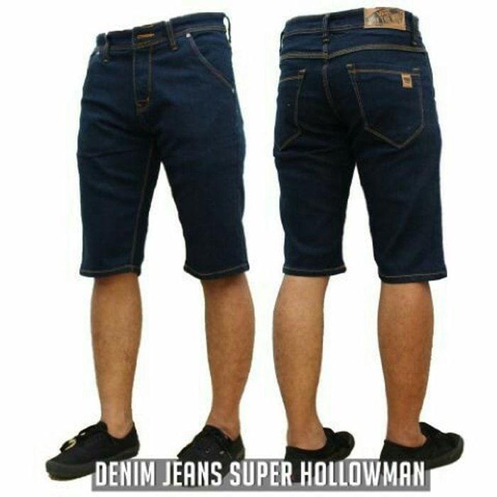 aybe jaya celana pendek sobek list. Source · universal_jeans celana pendek pria terbaru bahan bagus