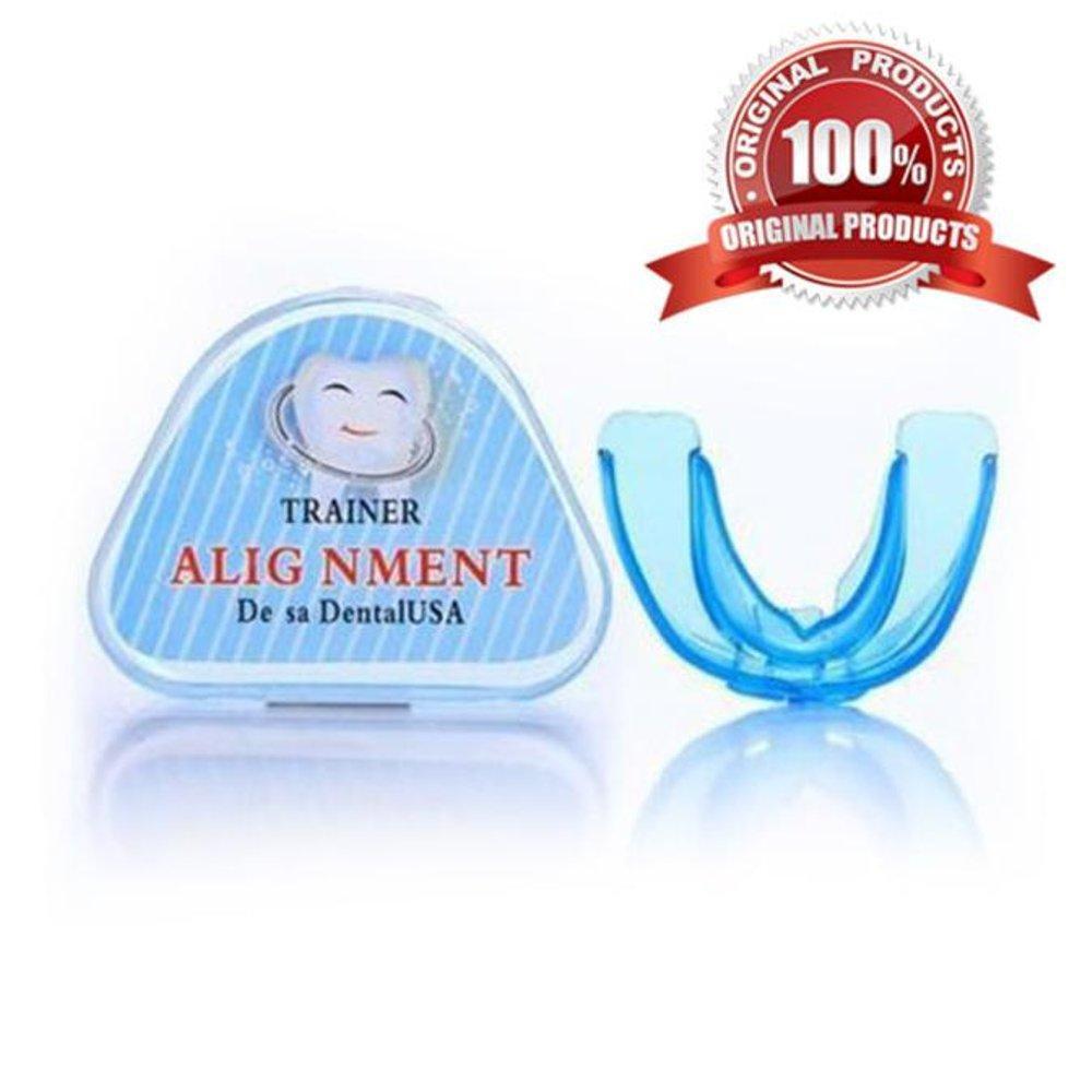 Teeth Trainer Alignment Orthodontic Retainer - Alat Perapih Gigi Teeth  Terlaris 6ab5d8e086