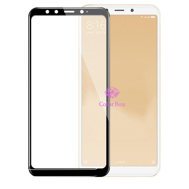 MR Screen Protector Tempered Glass Clear 9H Xiaomi Mi 6X Full Screen / Temper Glass Xiaomi