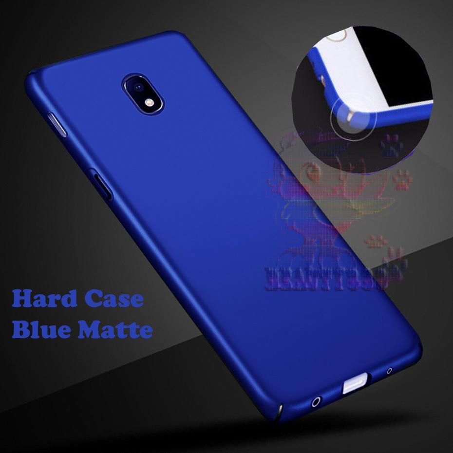 Case Samsung Galaxy J3 Pro J330 Hard Slim Blue Mate Anti Fingerprint Hybrid Case Baby Skin
