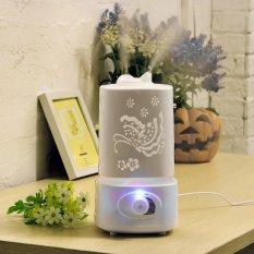 1.5L Ultrasonic Aroma Home Humidifier (White)