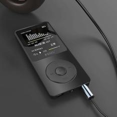 "1.8"" TFT Screen Black RuiZu X02 HiFi 4G Reproductor Sport Music Mp3 Player FM Recorder, Black - Intl"