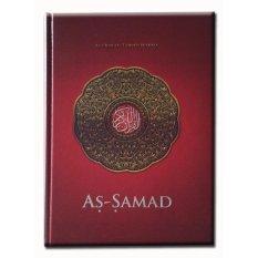 Al-Quran As-Samad Tajwid Warna A4