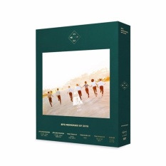 BTS Memories of 2016 DVD 4 Disc Digipack with 188p Photo book Extra Photo Card Kpop Bangtan Boys - intl