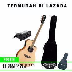 Gitar akustik Elektrik Yamaha APX500ii Grade A++