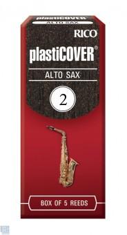 Rico Plastic Cover Alto Saxophone (Size 2)