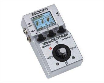 Zoom Efek Gitar Zoom MS50G Multi Stompbox