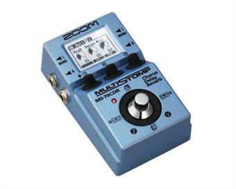 Zoom Efek Gitar Zoom MS70CDR Multi Stompbox
