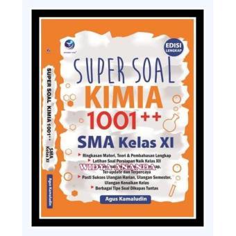 Super Soal Kimia 1001++ SMA Kelas XI