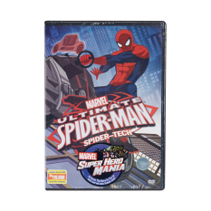 Marvel Dvd Ultimate Spider-Man Vol.1 : Spidertech