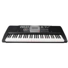 Piano Techno Keyboard T-9700i g2 Black