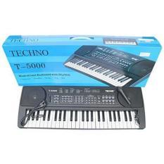 Piano Techno - Piano Keyboard T5000