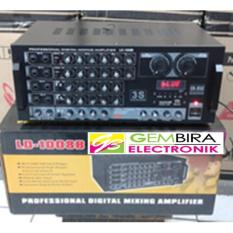 Power mixer ATL 8 Channel LD-1008B