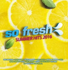 Sony Music Entertainment Indonesia Various:SO FRESH SUMMER HITS 2016 (2CD)