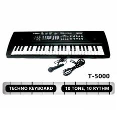 Techno Keyboard T-5000