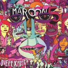 Universal Music Indonesia Maroon 5 - Overexposed - Deluxe Revised