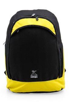 Tonga 31HK002411 Tas Ransel Laptop - Hitam-Kuning