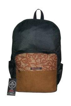 En-Zy Backpack With Batik Mega Mendung
