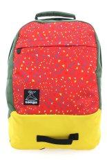 Tonga 31HK003506 Casual Backpack - Hijau-Kuning