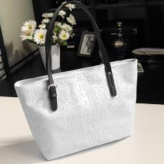OH Women Lady Vintage Big Purse Bag Tote Fashion Handbag Shoulder PU Leather