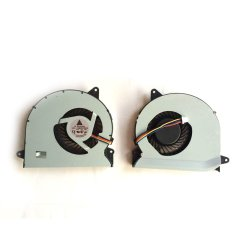 100%new FOR ASUS N55 N55S Laptop Cpu Cooling Fan Cooler Silver (Intl)