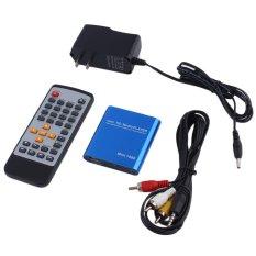 1080p HD 3D Media Player HD-Media Box Flash Play System Full HD Blue (Intl)