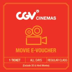 CGV Cinemas Reguler 2D(all days)