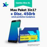 Paket 12 Bulan 3in1XL Combo XTRA XL