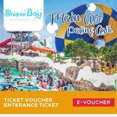 Snowbay E-Ticket