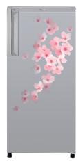 Aqua - One Door Refrigerator AQRD189 FS - 155L - Silver