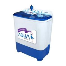 AQUA QW740XT Mesin Cuci 2 Tabung 7 KG