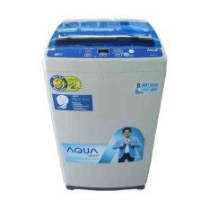 Aqua (Sanyo) Mesin Cuci Top Loading 7Kg AQW-77DH - Khusus JABODETABEK