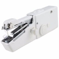 As Seen On Tv Handy Stitch Portable Handheld Sewing Machine - Putih (White)