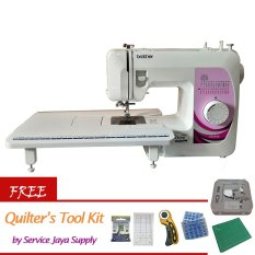 Brother GS 2500LE + Free SJS Quilter's Tool Kit