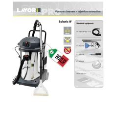 CARPET CLEANERS - SOLARIS IF - LAVORPRO - MADE IN ITALY - ALAT PEMBERSIH KARPET