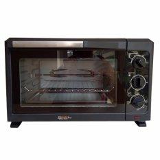 CMOS Oven Listrik 19 Liter DN-19H -Hitam